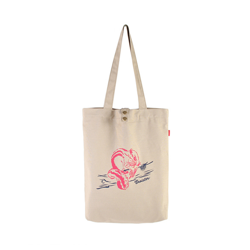 [BROISTER]LAFS CANVAS TOTE BAG BEIGE